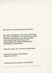 0002469_HalfMoonCamerawork_Document_DenisDoran_ThePoliceTheCommunityAndColinRoach_1983_AcknowledgementsAndCredits02.jpg